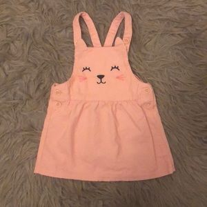 Baby girl corduroy dress size 6 months